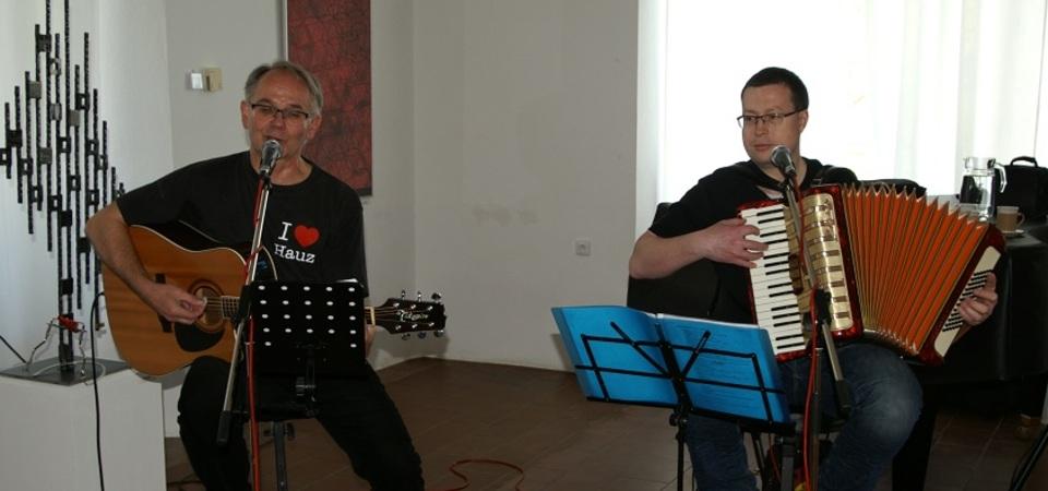 Písničky Jirka Hejnic Band