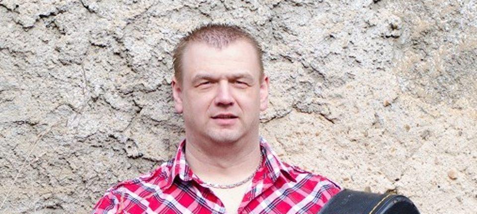 František Nedvěd ml. s kapelou