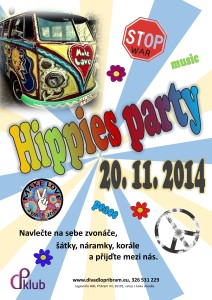 hippies party 2014