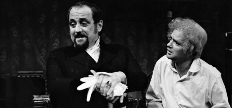Rok 1974 - za patnáct let trvání divadla se odehrálo 181 titulů