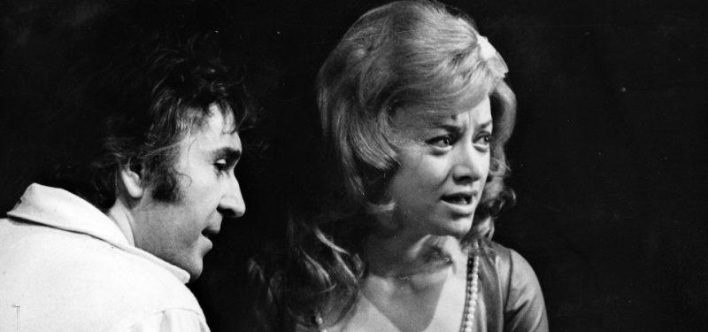 Rok 1970 - divadlo vítá květnové dny