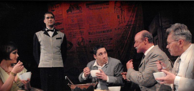 Rok 2009 - Divadlo slaví padesátiny