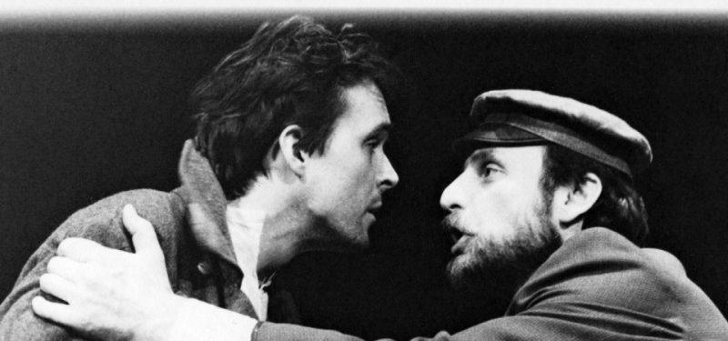 Rok 1987 - Divadlo má nového ředitele