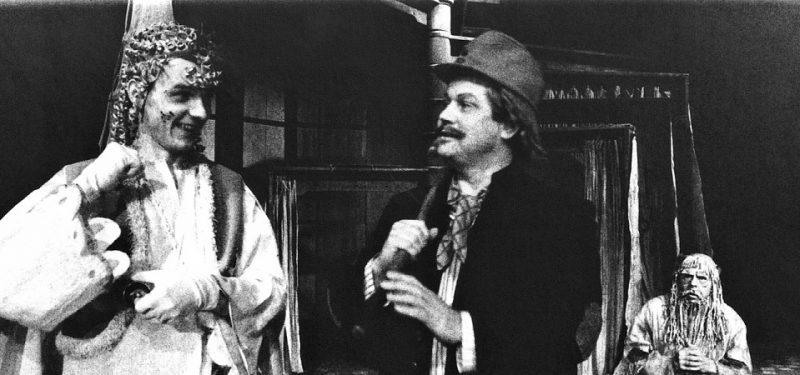 Rok 1988 - V příbramském divadle se odehrály dvě československé premiéry