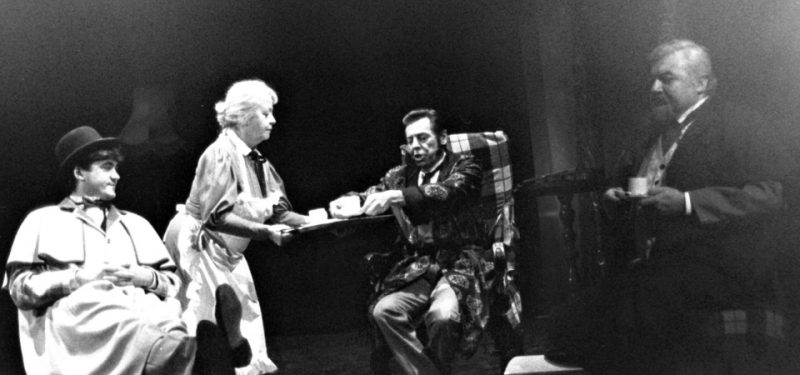 1995 - V divadle je fičák