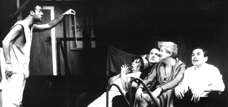 Rok 1996 - z Divadla Příbram se stává příspěvková organizace města