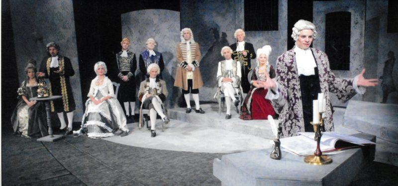 Rok 2008 - Divadlo má další Thálii