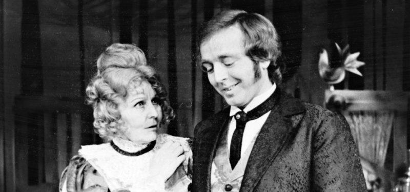 Rok 1981 - na plese vystoupil Matuška a Blechová