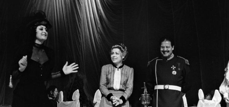 Rok 1985 Po představení - diskotéka
