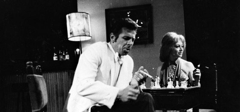 Rok 1973 - v příbramském divadle se hraje Strakonický dudák i Strýček Váňa