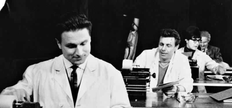 1965 - Stanislav Neumann hostuje v příbramském Lakomci