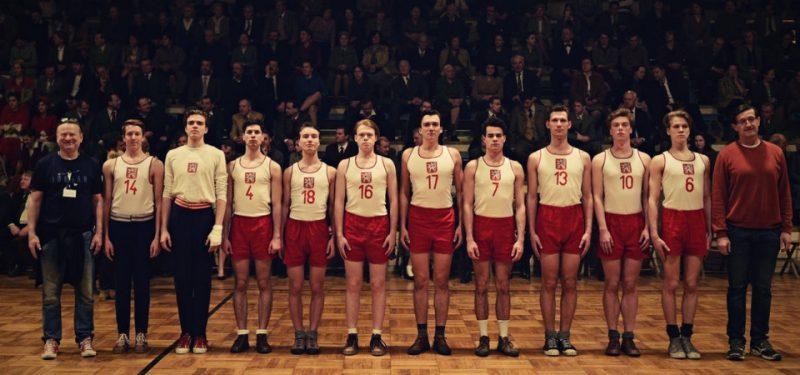 Z Jirky Vojty se stal profesionální basketbalista