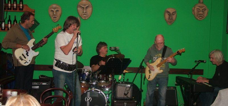 Bernard Blues Band opět v Déčku