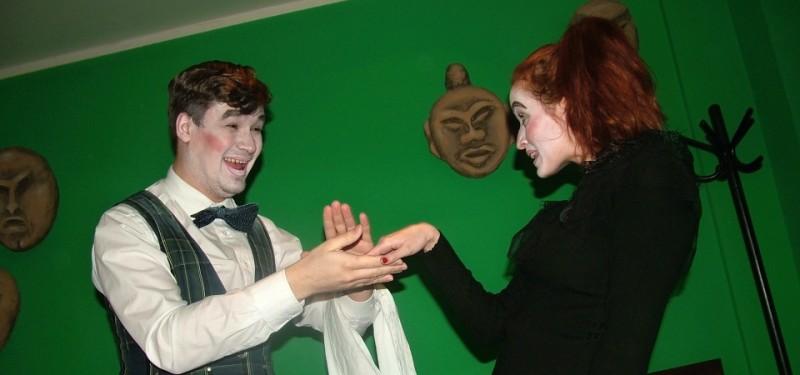 Chaplinovy děti rozesmály Déčko