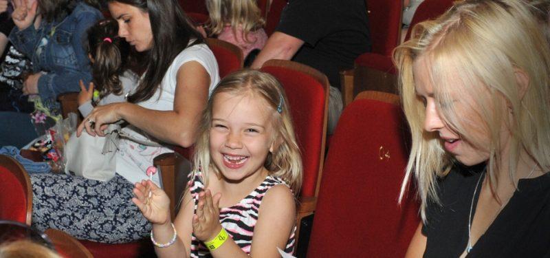 Divadlo patřilo dětem