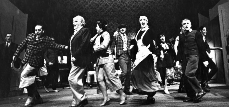rok 1999 - Divadlu je 40 let
