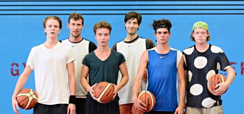 Ženich a basketbalista