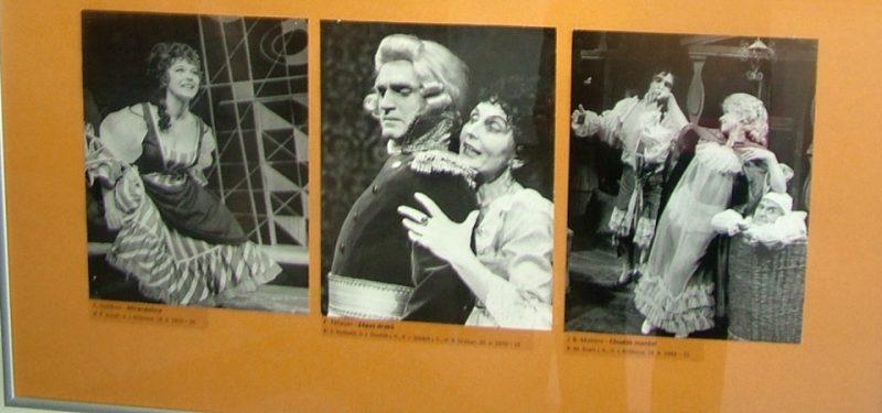 Kukátkem do historie příbramského divadla