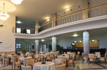 Velká scéna - foyer