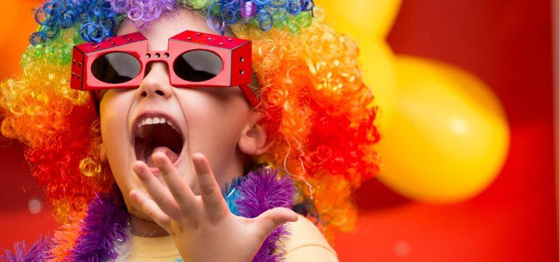 Karnevalový mejdan pro děti