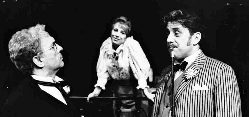 Rok 1972 - diváci, založte si Klub přátel příbramského divadla
