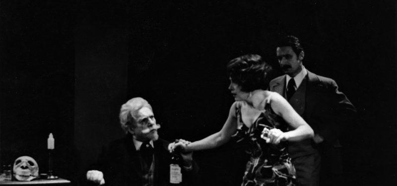 Rok 1975 - zemřel zakládající člen hereckého souboru Kamil Olšovský