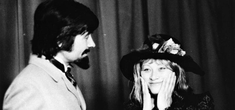 rok 1976 - divadlo má novou ředitelku