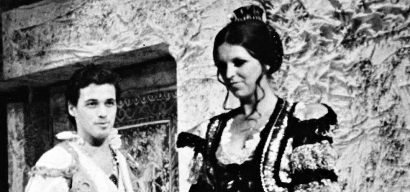 rok 1982 - v Příbrami se koná přehlídka středočeských divadel