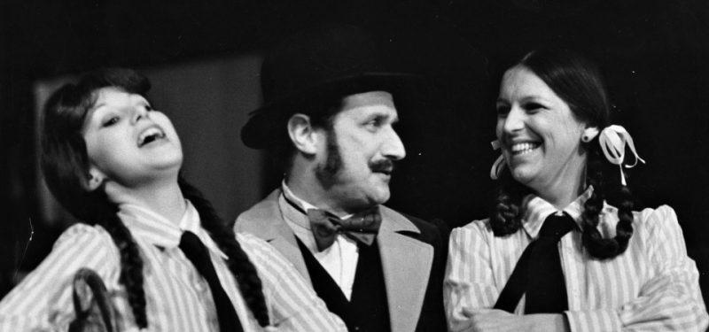 Rok 1984 - Divadlo slaví 25 let