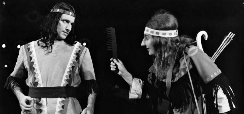 rok 1967-začínají estrádní pořady