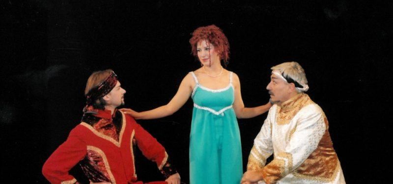 Rok 2004 - kino Mír se stává součástí divadla