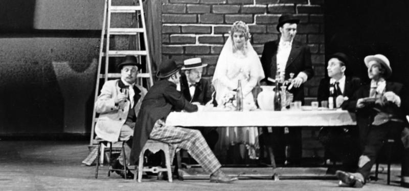 1961 - Příbramský divadelní festival