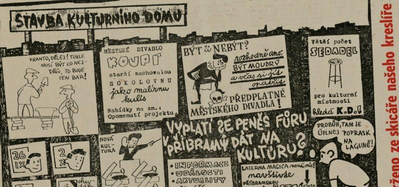 Rok 1959 a vznik divadla