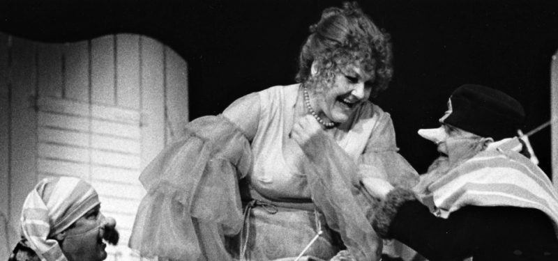 Maminka Borise Rösnera hrála v Příbrami