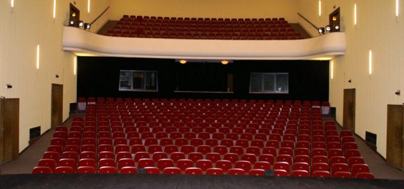 Vyfotografujte své divadelní sedačky